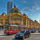 CITY CIRCLE TRAMS by Lynden