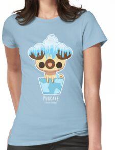 PP - Pugcake Womens Fitted T-Shirt