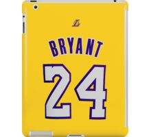 Kobe Bryant iPad Case/Skin