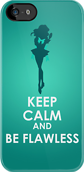 Keep Calm - Sailor Neptune Iphone  by SimplySM