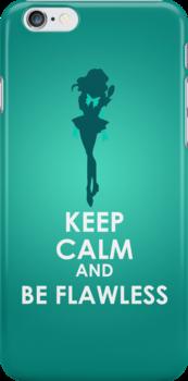 Keep Calm - Sailor Neptune Iphone  by SimplySM