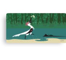 Buitreraptor Canvas Print