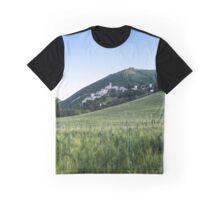 Palazzo, Arcevia, Italy Graphic T-Shirt