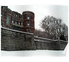 Lambert Castle, Woodland Park, NJ USA Poster