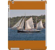 """Tecla"", Tall Ships Departure, Manly, Australia 2013 iPad Case/Skin"