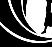 007 & Her Majesty Sticker