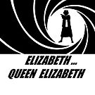 007 &amp; Her Majesty by Laughing Bones