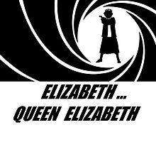 007 & Her Majesty by ☼Laughing Bones☾