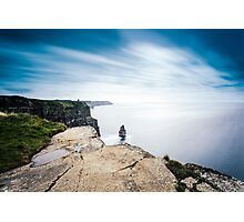 Cliffs of Moher Photographic Print