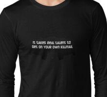 Own Killmail Long Sleeve T-Shirt