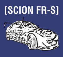 Scion FR-S/GT86 by caocaoism