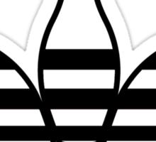 TRE-PIN ABIDES Sticker