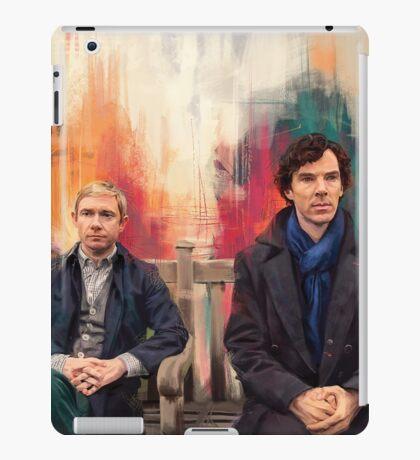 Watson & Sherlock iPad Case/Skin