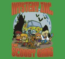 Mystery INC.  by scott sirag