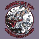 Ninja Dojo by scott sirag