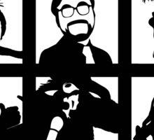 Tribute to Miyazaki Sticker