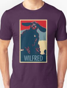 WILFRED - Posterized Unisex T-Shirt