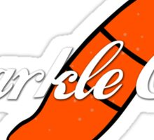 Sparkle Cola Sticker