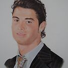 Ronaldo.. by Gary Fernandez