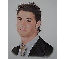 Ronaldo.. Photographic Print