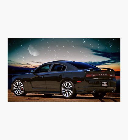 2012 Dodge Charger SRT8 Photographic Print