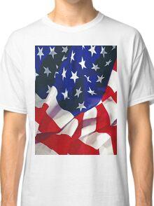 Flag United States of America Classic T-Shirt