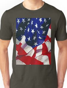 Flag United States of America Unisex T-Shirt