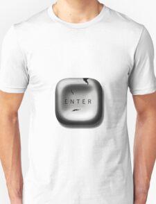 Enter button T-Shirt