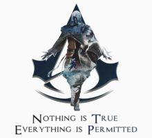 Assassin's Creed by OddMushroom