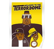 Public Enemy - Welcome To The Terrordome Poster