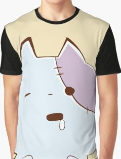 Zombie Cat with an Idea! Graphic T-Shirt