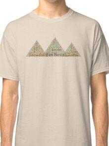 3 Peaks Challenge Classic T-Shirt
