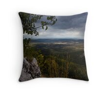 Before the storm. Throw Pillow