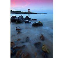 Archirondel Tower  Photographic Print