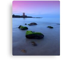 Archirondel Tower Canvas Print