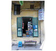 Hanoi Streets Poster