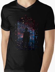 11th Doctor Mens V-Neck T-Shirt