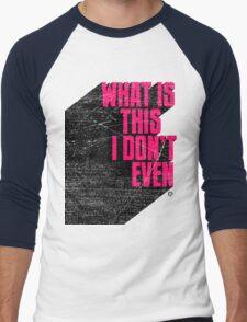 Incredulous Men's Baseball ¾ T-Shirt