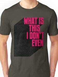 Incredulous Unisex T-Shirt