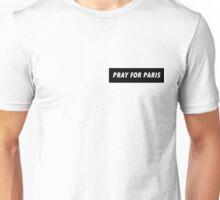 Pray for PARIS Unisex T-Shirt