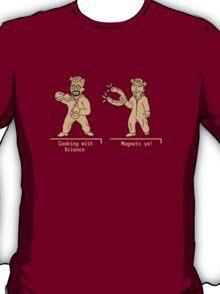 Breaking Bad Perks (Tan) T-Shirt