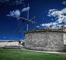The Round House, Fremantle by Mark Hyland