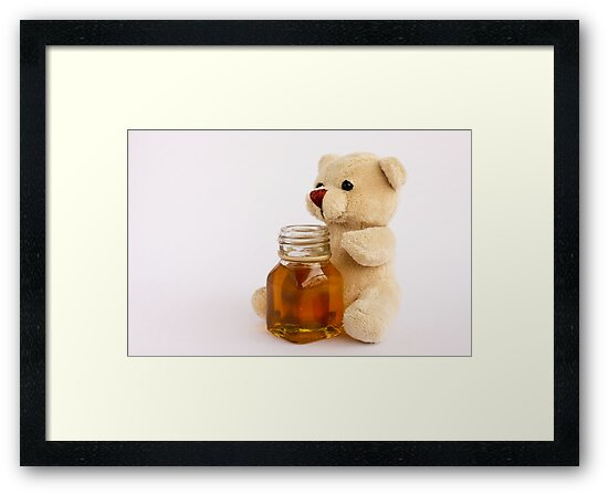 Honey Bear by Anaa