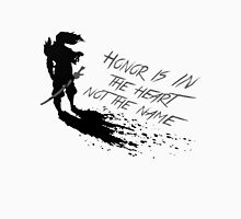 Honor is in the heart, not the name -Yasuo T-Shirt