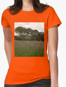 Country Vista Womens Fitted T-Shirt