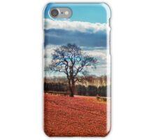 Tangerine Fields iPhone Case/Skin