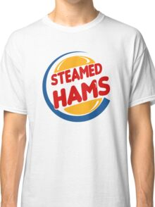 Steamed Hams Funny Classic T-Shirt