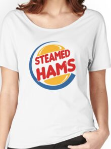 Steamed Hams Funny Women's Relaxed Fit T-Shirt