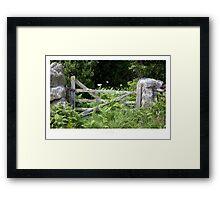 St Agnes Framed Print