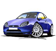 Ford Racing Puma Photographic Print